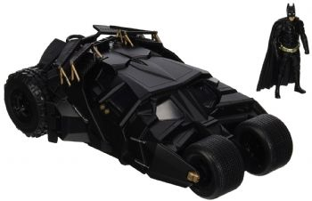 Jada 1:24 Dark Knight Batmobile w/e
